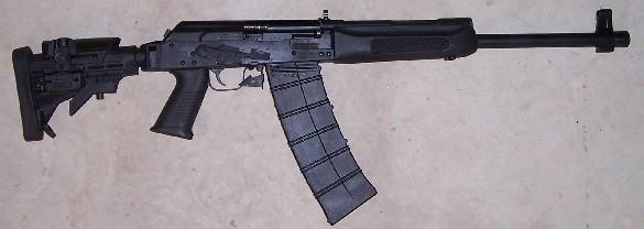Dreadnaught Industries Shotguns and Rifles