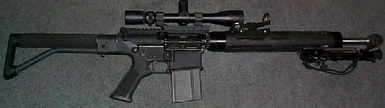 Dreadnaught Industries AR15 Pattern Rifles